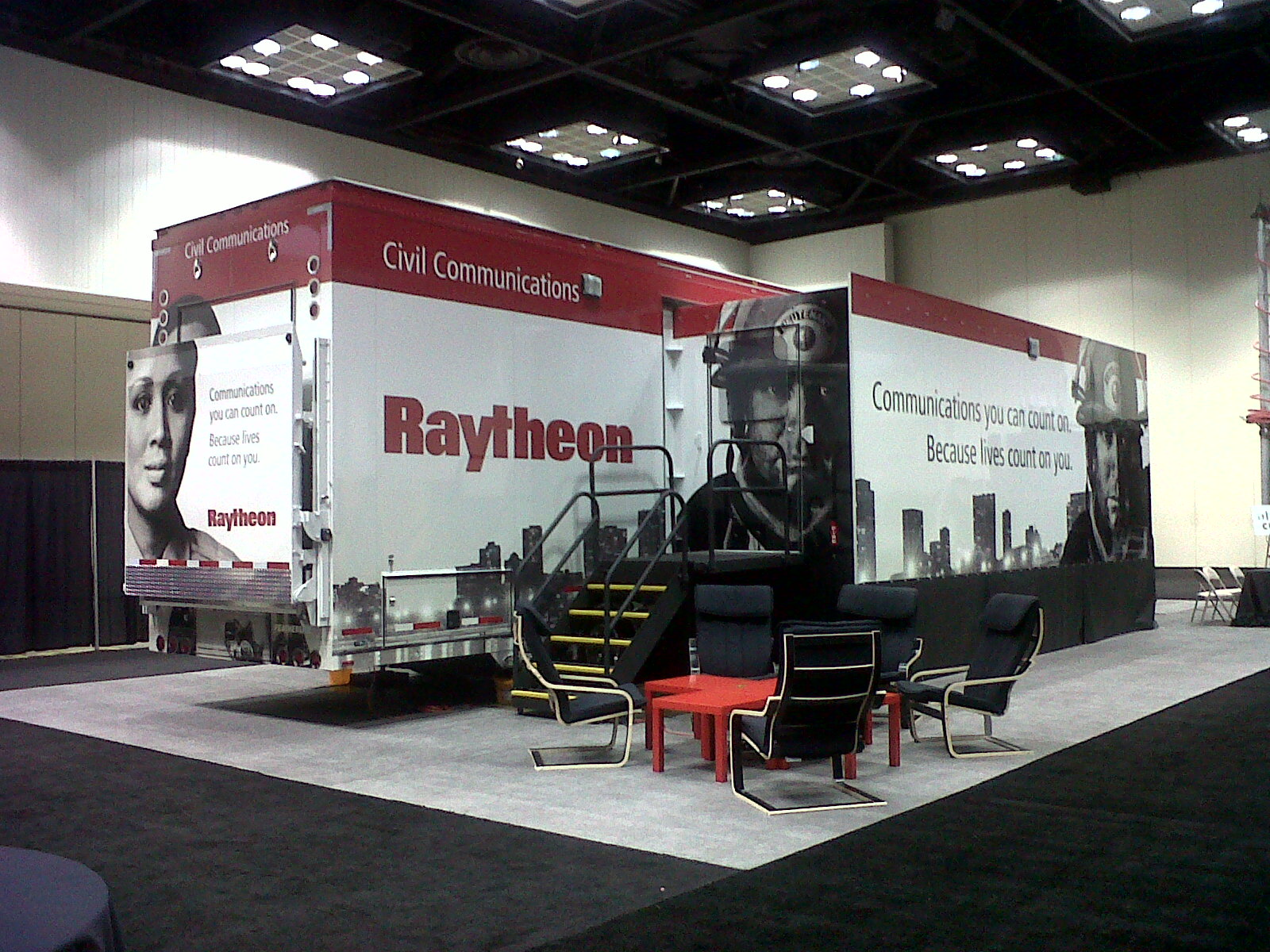 Raytheon - Recent Projects