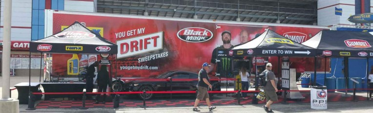 "ITW ""You Get My Drift"" Sweepstakes"