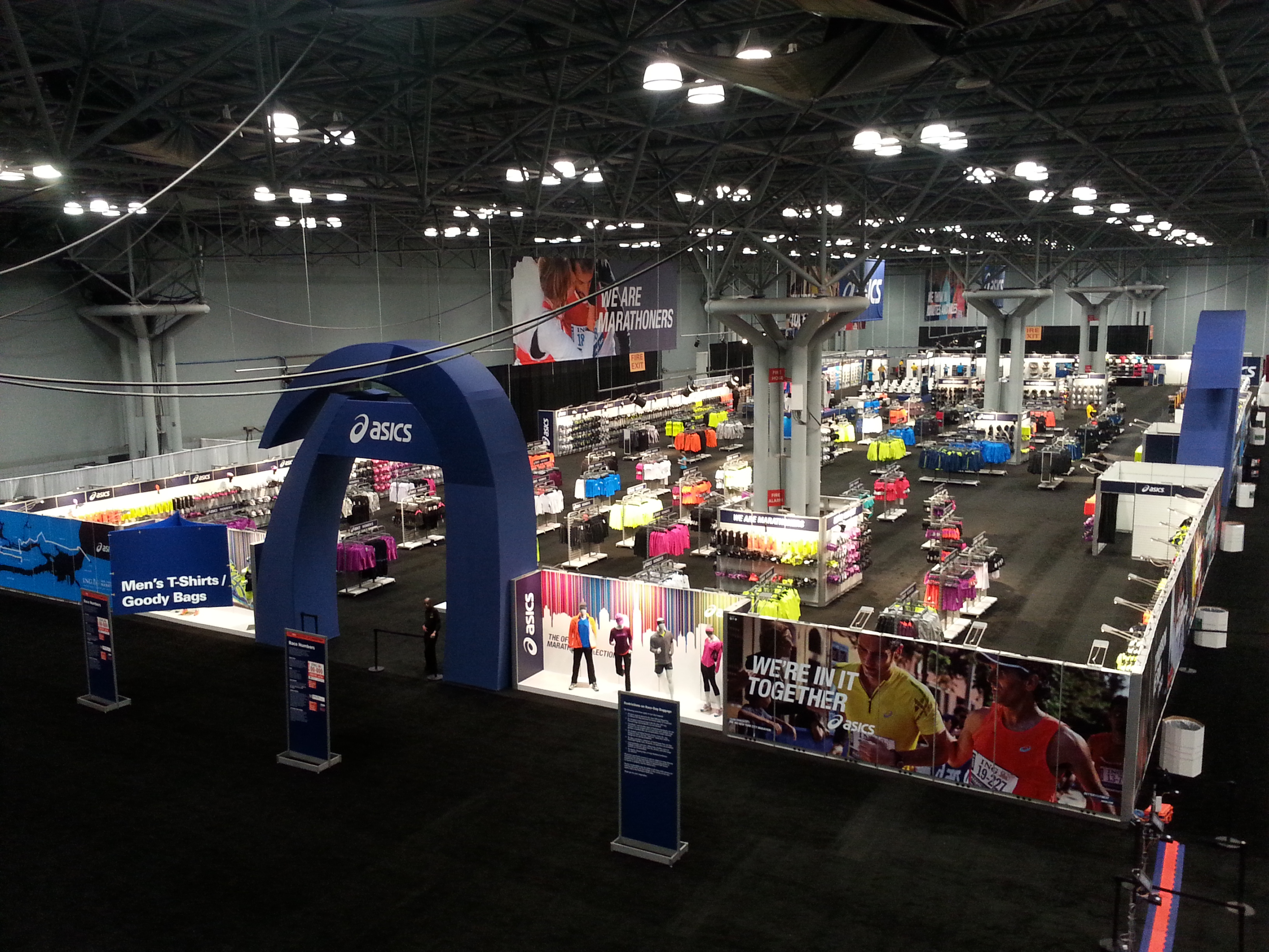 Asics NYC Marathon - Recent Projects