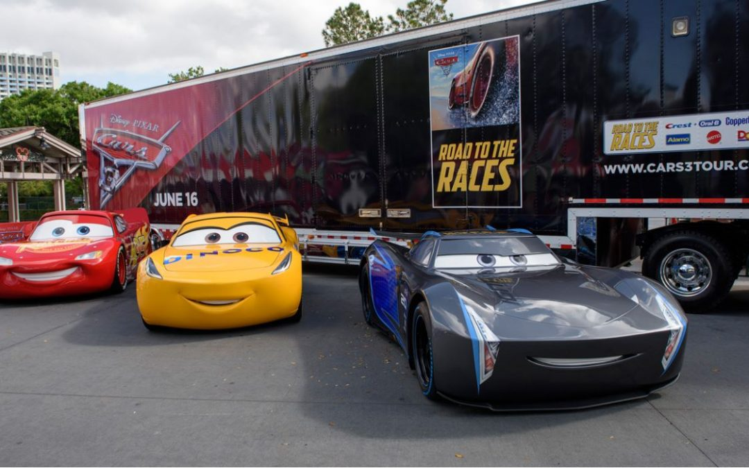 "Disney Cars 3 ""Road to the Races"" Nationwide Tour"
