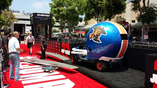 22 Jump Street Set Premier - Recent Projects